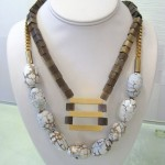 Amandi Necklace & Emeka Necklace (Medium)