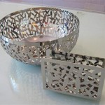 Cactus Bowl & Napkin Holder (Small)