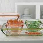 Corner Bowls_ Orange&Green (Medium)