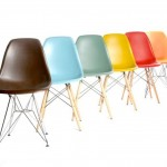 Eames Chairs Colours (Medium)