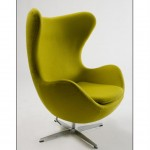 Egg Chair turf (Medium)