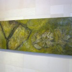 "Groundscape With Moss - 16""x60"""