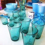 Iittala New Sea Blue Colour (Medium)