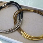 Lleke Necklace Silver_Gold (Medium)