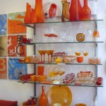 Orange & Red Decor (Medium)