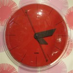 Sole Wall Clock (Small)