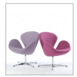 Swan Chair Purples (Medium)