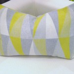 Chartreuse Silveretta Cushion_16x24 (Medium)