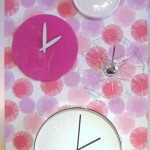 Clock Wall Display (Medium)