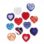 Glass Hearts (Medium)