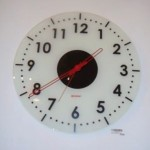 Guzinni Binaro Wall Clock (Medium)