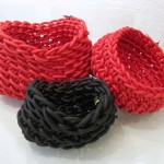 Neo Baskets Red (Medium)
