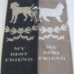 Pet Blanket_My Best Friend (Medium)