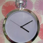 Pocket Watch Wall Clock (Medium)