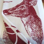 Seasonal Throw_Red Deer (Medium)