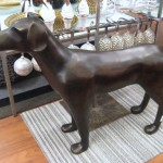 Silent Companion Dog Statue (Medium)