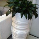 Spindle Vase Short (Medium)