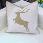 Stag Pillow_20x20 (Medium)