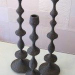 Wire Candle Holders (Medium)