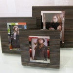 Zebra Wood Frames (Medium)
