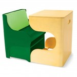 Click Desk Green (Medium)