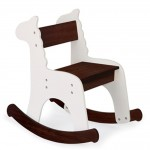 Rocking Chair Zebra (Medium)