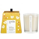 Lucia Candle Tea Leaf